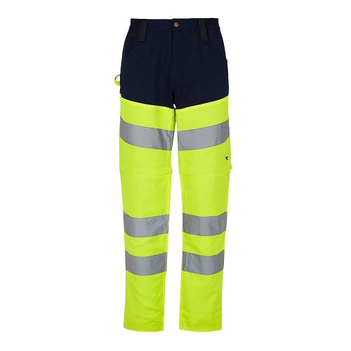452dea5313ce23 Spodnie ostrzegawcze DIADORA PANT HV 3/1 702.170686 C6191 żółte ...