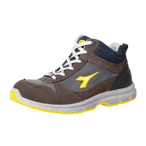 Buty robocze trzewiki DIADORA RUN HIGHT S3 SRC brązowe (701.158593 C4901) kat 2. *wyprzedaż